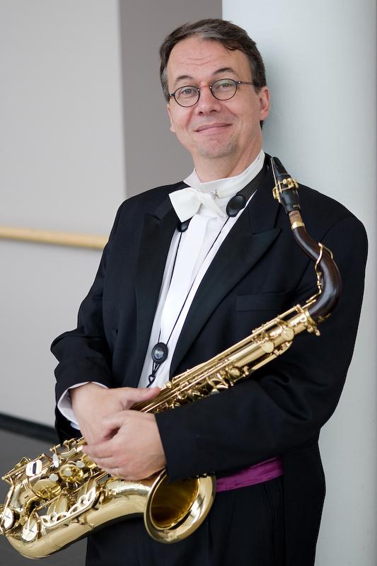 Johann van der Linden Saxophon Workshop
