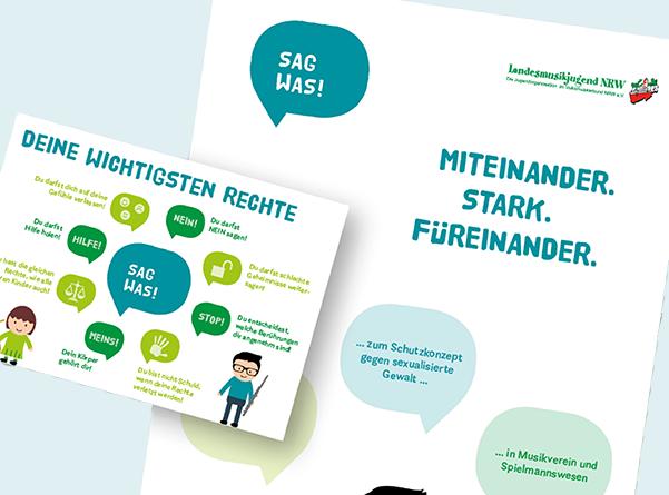 Schutzkonzepte gegen sexualisierte Gewalt Starter.Kit Landesmusikugend Volksmusikerbund NRW