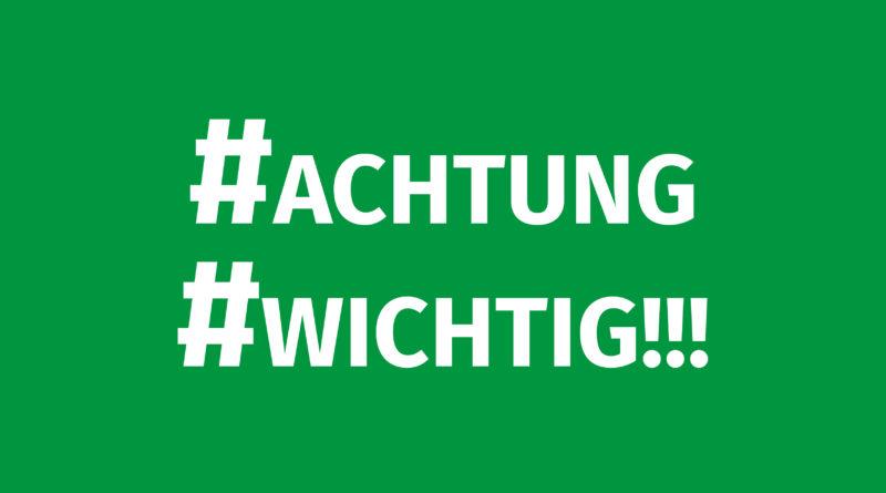 D3-Lehrgang geänderte Termine Volksmusikerbund NRW