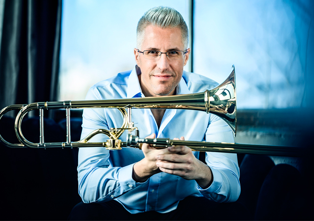 György Gyivicsán Workshop Landesmbalsorchester NRW Volskmusierbund NRW