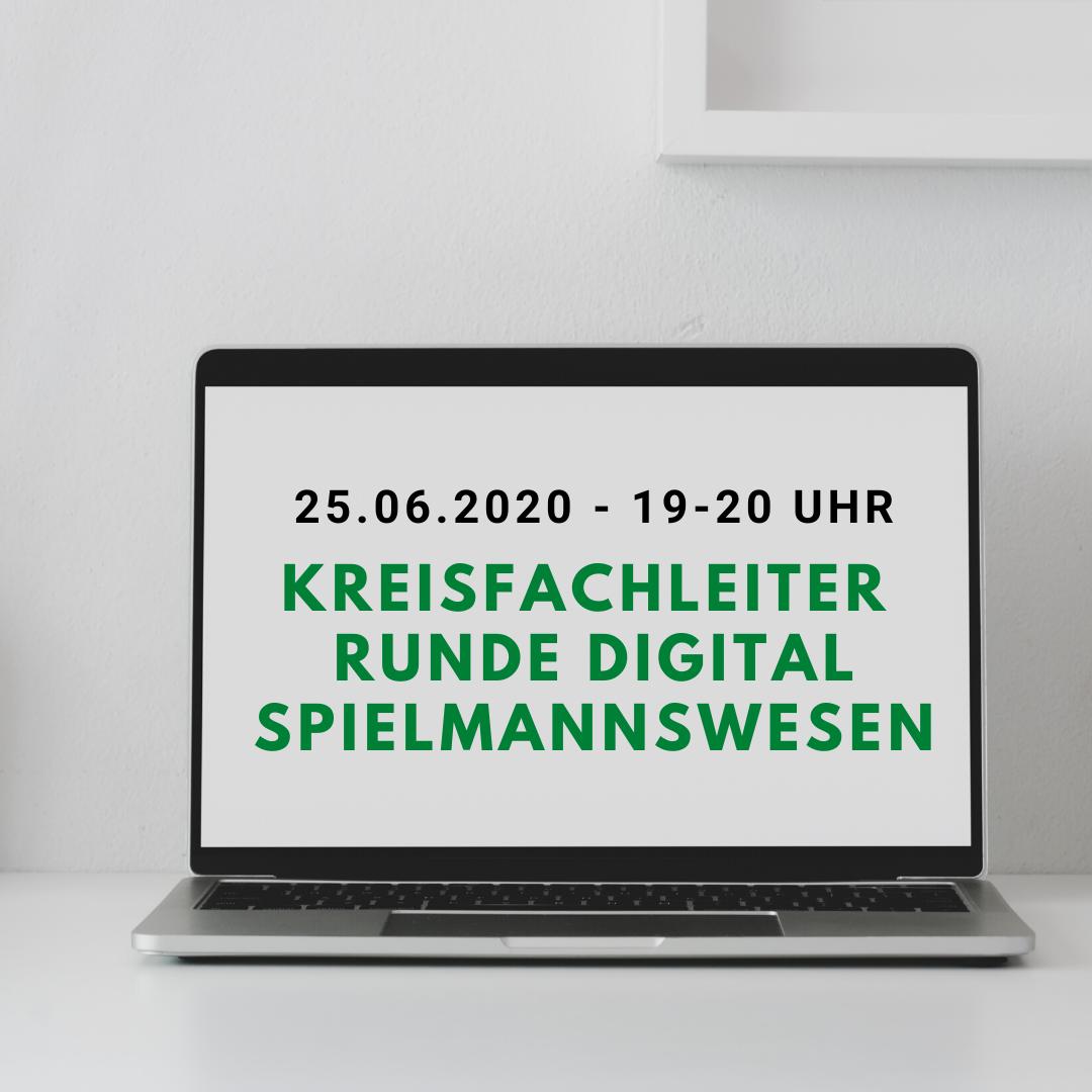 Kreisfachleiterrunde Spielleute digital Volskmusikerbund NRW