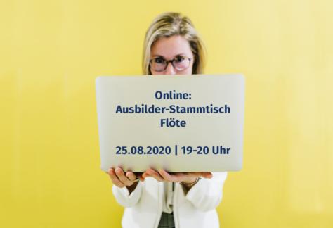 Digitaler Ausbulder-Stammtisch Volksmusikerbund NRW