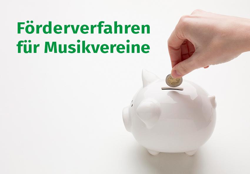 Förderverfahren Corona Volksmusikerbund NRW