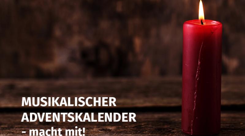 Musikalischer Adventskalender 2020 Volksmusikerbund NRW @racool_studio