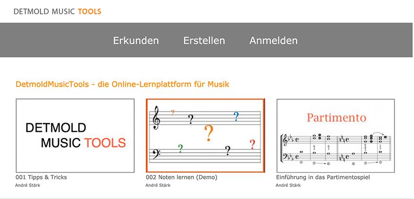 Detmold-Musictools Volksmusikerbund NRW