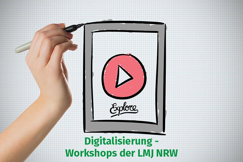 LMJ Workshops Digitalisierung Volksmusikerbund NRW ©creativart