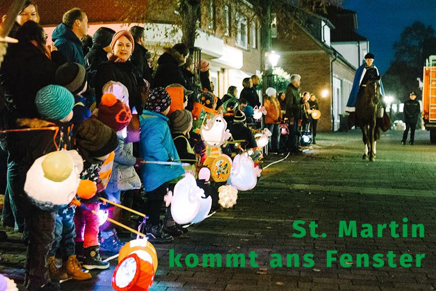 Laternenfest St. Martin Corona Volksmusikerbund NRW