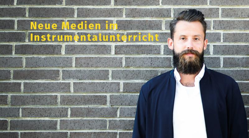 Max Gaertner Workshop Neue Medien im Instrumentalunterricht Volksmusikerbund NRW