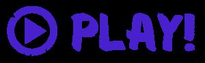 PLAY! Digitalter Musikwettbewerb 2021 Logo lang Volksmusikerbund NRW