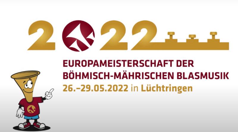 Europameisterschaft der böhmisch-mährischen Blasmusik 2022 Volksmusikerbund NRW