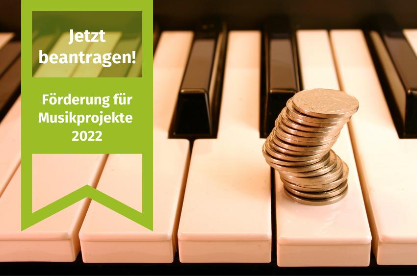 Antrag Förderung Amatuermusikprojekte 2022 Landesmusikrat NRW Volksmuiskerbund NRW VMB NRW